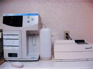 院内血液検査